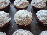 Chocolate and Coconut Cupcakes