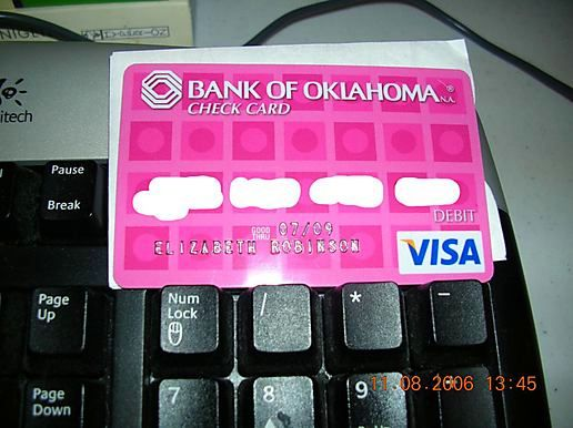 pink is the new visa