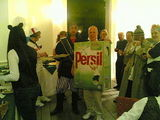 'P' Party Pirate & Persil