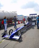 Santa Pod, European Drag Finals