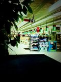 Lost in the Supermarket