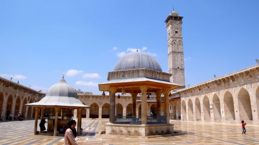 ALEPPO-the mosque