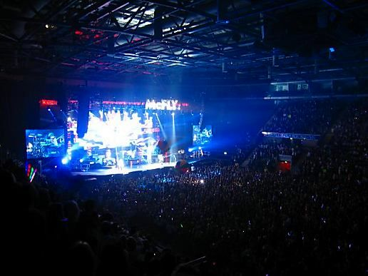 McFly in Nottingham