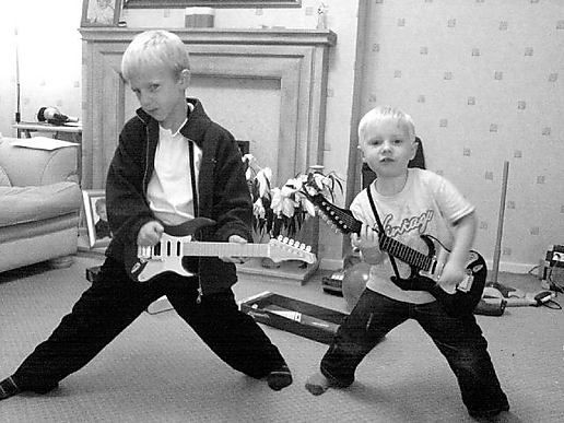Rock Out Kids