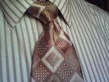 New Shirt and Tie