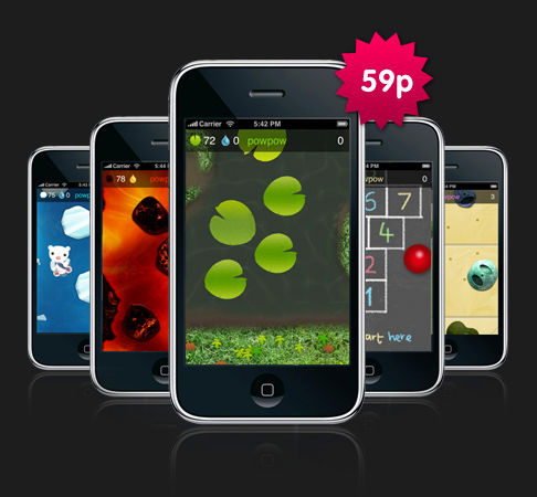 the game to beat all games, steppin released on apple