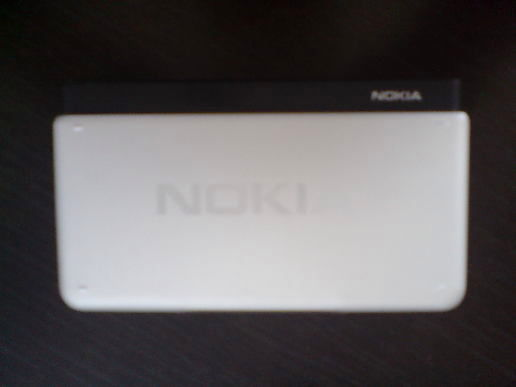 new toy, Nokia 770