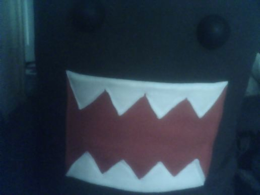 The amazing...DOMOKUN!!!!!