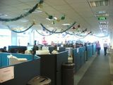 christmas has hit the office :-)