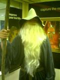 gandalf comes to town