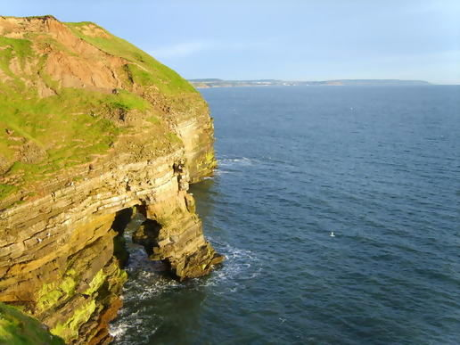 Filey Brigg - 6am
