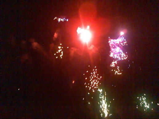 Filey Lions Bonfire