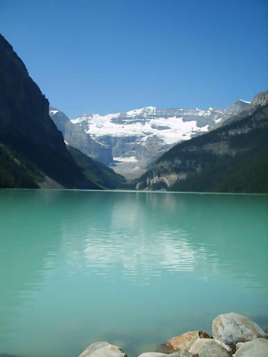 Lake Louise - Rocky Mountains