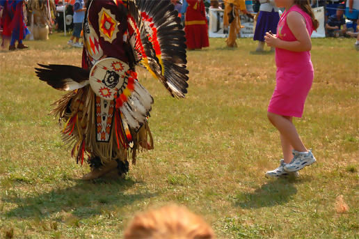 A Pow-Wow Mother's Day
