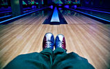 Bowling in outer space