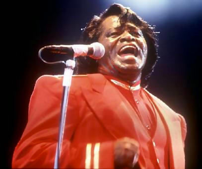 R.I.P. James Brown, The Godfather of Soul