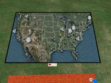 Live 3-D U.S. weather map