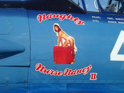 WW2 fighter nose art