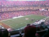Redskins game!