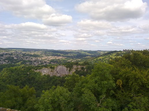 Had a great day out in Matlock