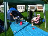 Biking and Camping in the Vale of Belvoir