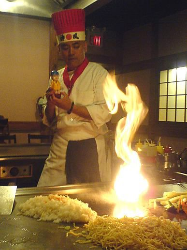 Japanese Steakhouse