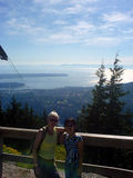 Back on Grouse Mountain