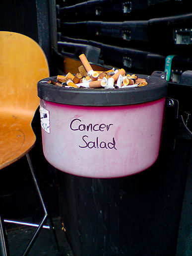 Cancer Salad