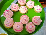 Kidz party piggies!