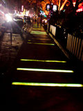 The streets are paved with LED's
