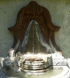 Image In The Fountain
