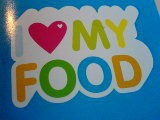 I Love My Food