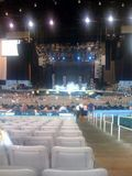 Stage at Toby Keith