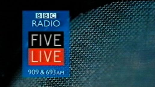 Radio Five Live interview