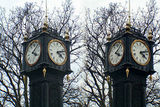 Stopped Clock - Brockwell Park