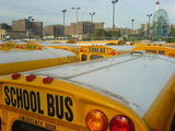Obligatory yellow school bus shot