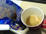Tea *and* Jaffa cakes