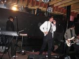 Another photo from Temposhark's gig 16th April 2006