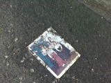 a forgotten photo on the street...