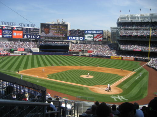 Ephesus Turkey Vs Yankee Stadium