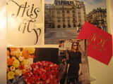 Paris , fashion, food, flowers, table settings OH MY!!!