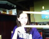 I shall crush your puny head with my chopsticks.