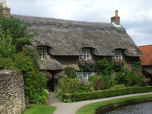 A pictureque cottage in Thornton-le-dale