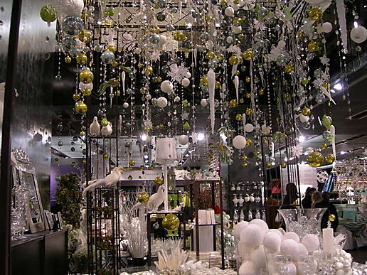 Christmas Displays At Globus The Divine Adventures Of