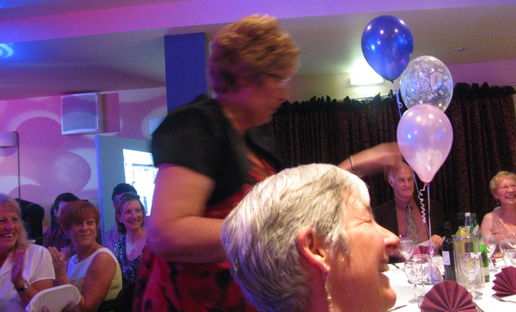 Janet's suprise 60th party