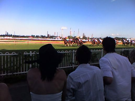 At the races!(4)