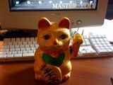 Office Maneki Neko